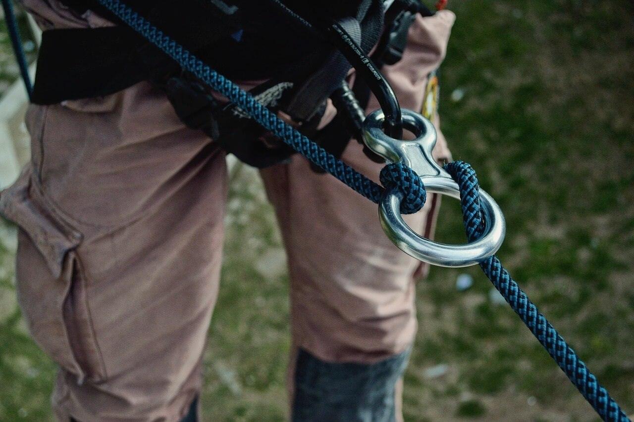 Was gehört zur Persönlichen Schutzausrüstungen gegen Absturz?