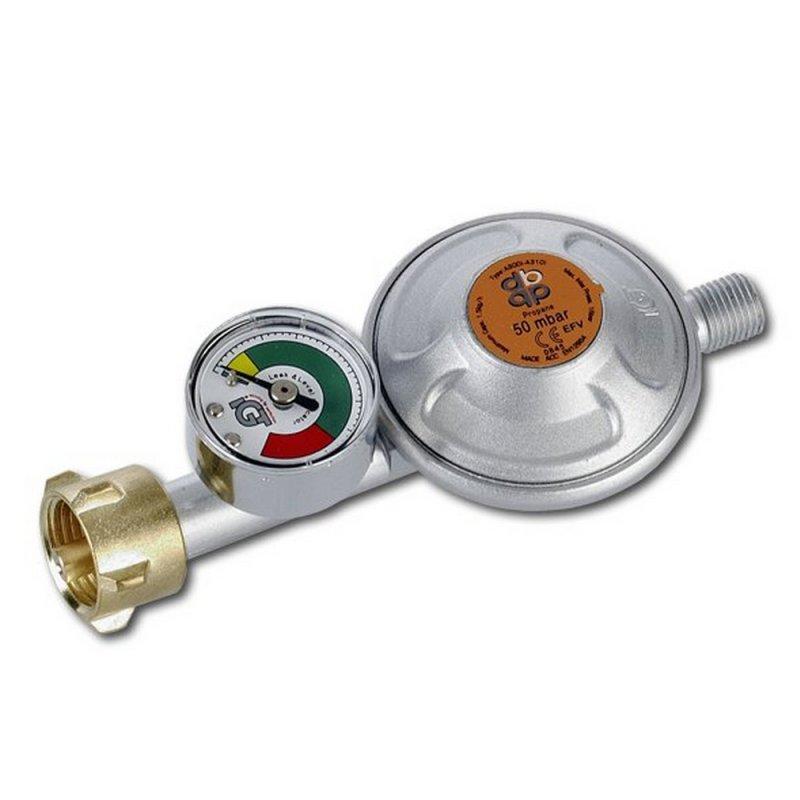 gasdruckregler 50 mbar mit manometer abdeckung ablauf dusche. Black Bedroom Furniture Sets. Home Design Ideas